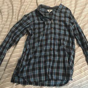 Vissla XL Flannel, striped